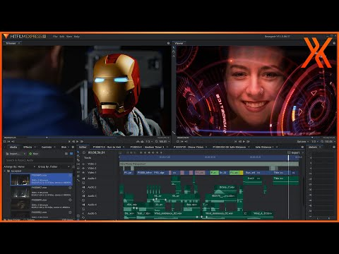 How to edit movies for free in HitFilm Express