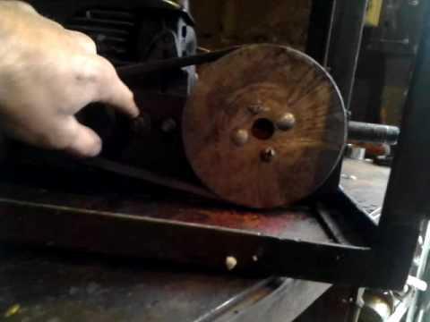 Самодельная мотопомпа из бензопилы своими руками видео