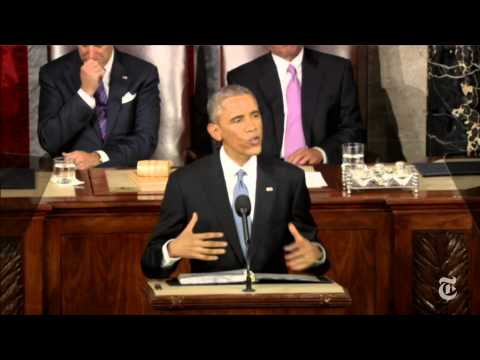 Obama on Actions Against Climate Change