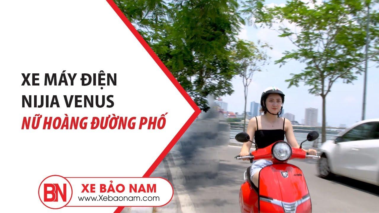 Xe máy điện Vespa Nijia Venus 2019 nữ hoàng đường phố 2019 giá 13.500.000đ