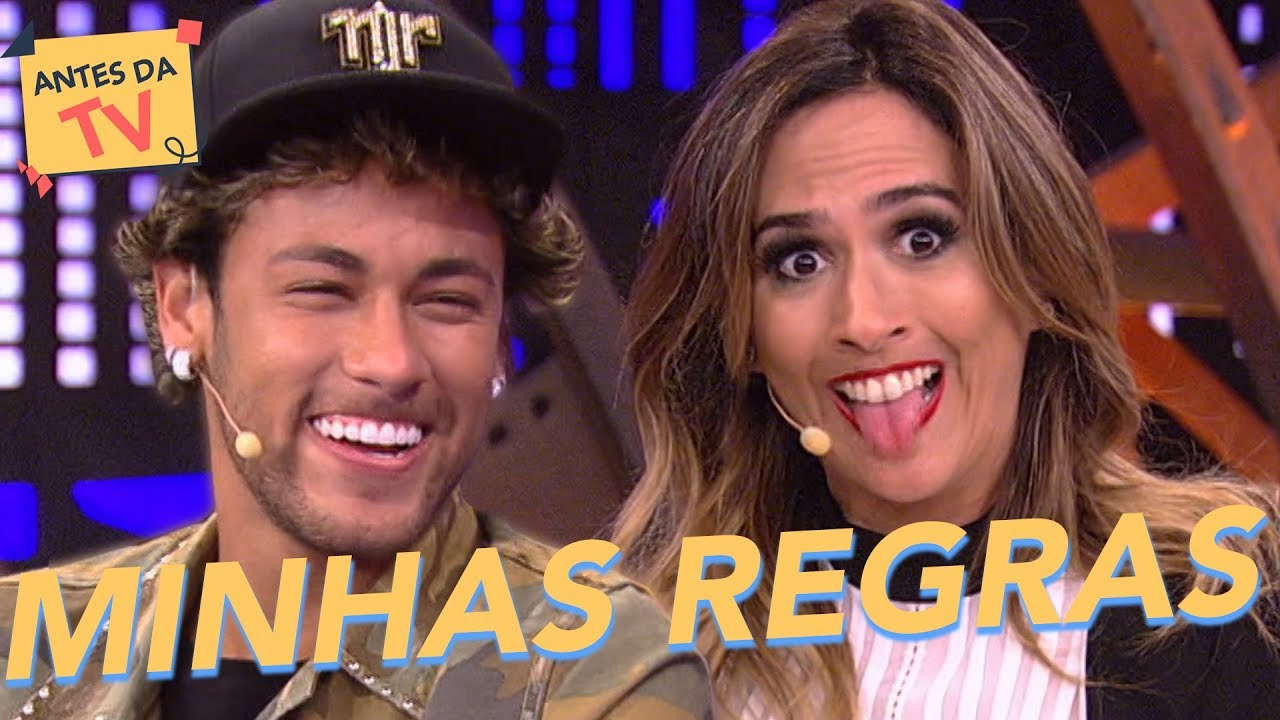 Meu Programa, Minhas Regras - Tatá Werneck + Neymar - Lady Night - Humor Multishow