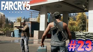 Far Cry 5 Gameplay PS4 Pro (Hard Mode) Part 23 - Eco Warriors