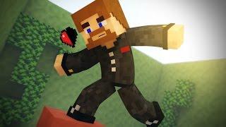 ГОНКА НА ВЫЖИВАНИЕ С ПОЛОВИНОЙ СЕРДЦА - Minecraft Прохождение Карты