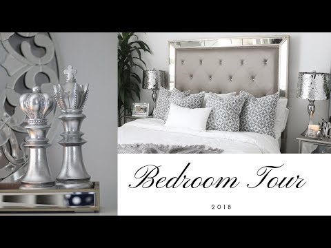 ✨Decorate with me / BEDROOM TOUR 2018! ✨