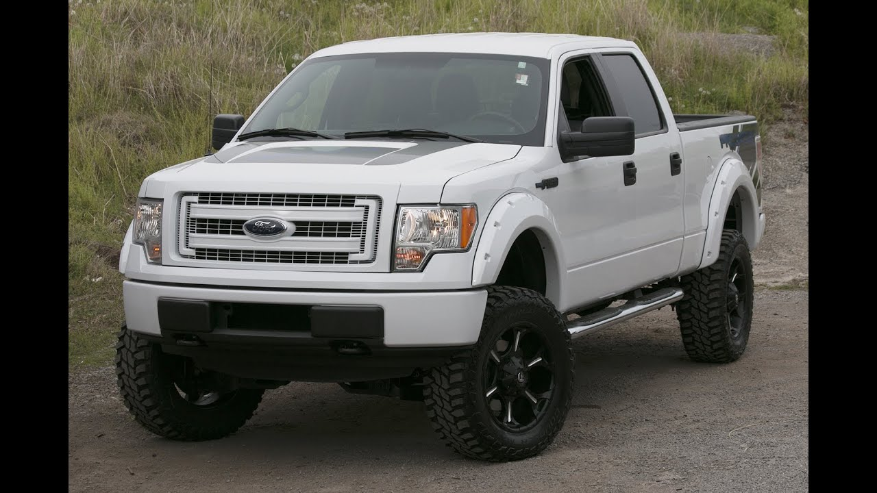 Ford F 150 Lifted >> 2013 F150 Predator Lifted - YouTube
