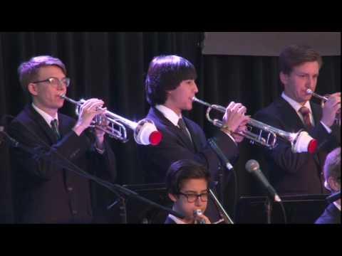 Las Vegas Academy of the Arts Jazz Band @ 2016 NGJF