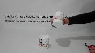Кружка Luminarc Essence Rose Pompon 320 мл - обзор