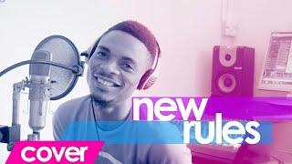 "Rhamzan - ""NEW RULES"" (Halal Remix ) | Only Vocals | w/ Subtitles"