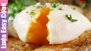 СУПЕР БЫСТРЫЙ ЗАВТРАК ЯЙЦО ПАШОТ ЗА 3 МИНУТЫ | 3 minute breakfast recipes