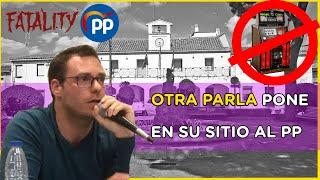 🎰 ZASKA de nuestro Concejal de Deportes al Partido Popular sobre las CASAS DE APUESTA