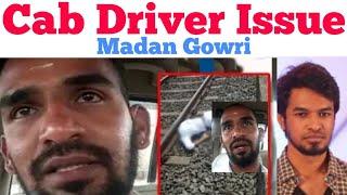 Cab Driver Issue | Tamil | Madan Gowri | MG