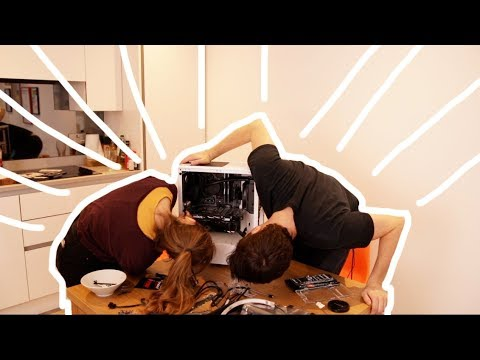 Building My First PC! | Hannah Witton