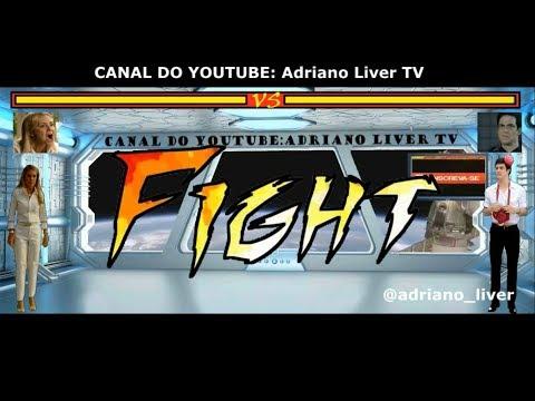 Carminha VS Felix (Vilões de: Avenida Brasil X Amor à Vida)