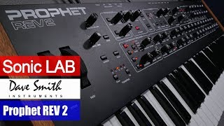 Prophet REV 2 Sonic LAB Review