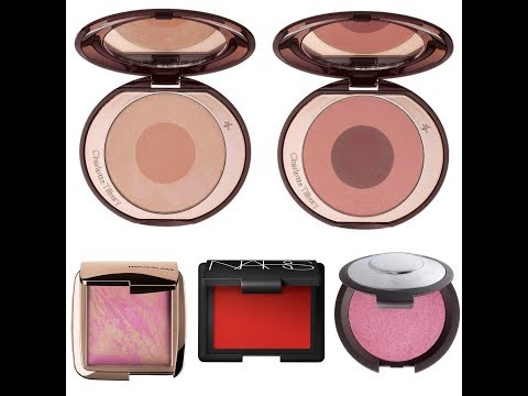 Top 5 Tuesdays- Powder Blushes