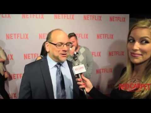 Howard J. Morris Interviewed at NETFLIX's Grace and Frankie #FYC Screening #GraceandFrankie