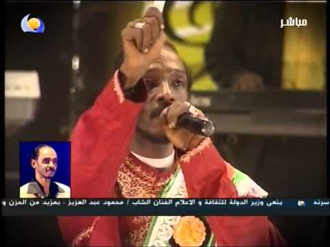 وصية الفنان الراحل محمود عبد العزيز للشعب السوداني