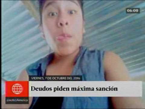 América Noticias: Primera Edición - 07.10.16
