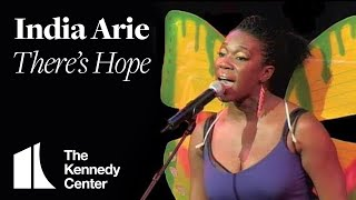 """India Arie - """"There's Hope"""" with the Let Freedom Ring Choir 