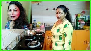 বিকেলে খুব কম সময়ে মজাদার টিফিন বানিয়ে নাও।। # Bengali Vlog