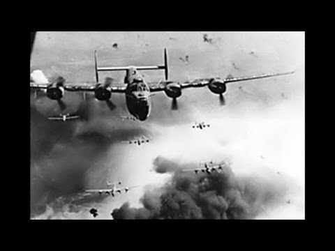 US Army Air Force Bombing Raids on the Ploesti Oil Fields-1942-43