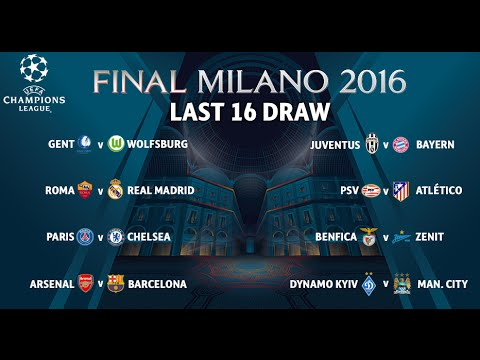 CHAMPIONS LEAGUE DRAW - AMAZING MATCHES!! - MY REACTION - EUROPA LEAGUE DRAW!!