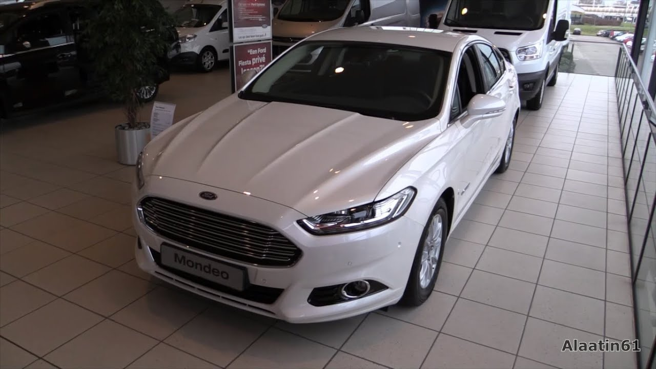 Ford mondeo 2015 in depth review interior exterior youtube for Interior ford mondeo