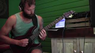 "Protest the Hero ""All Hands"" GUITAR COVER"