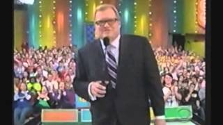 The Price Is Right: April 13, 2009