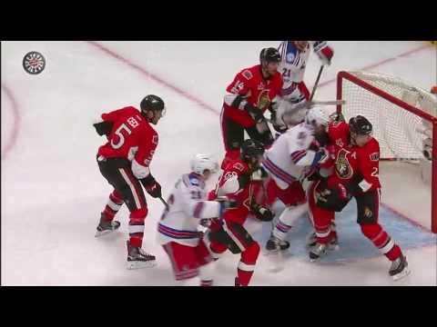 New York Rangers  vs  Ottawa Senators - April 29, 2017 | Game Highlights | NHL 2016/17