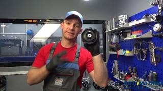 Муфта компрессора кондиционера - обзор поломок. Часть 1.