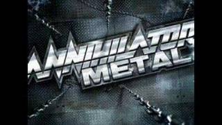 Watch Annihilator Army Of One video
