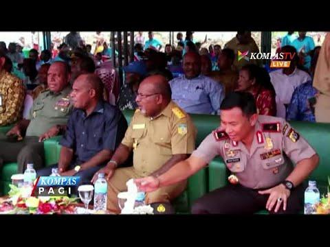 Gubernur Papua Tersangka Pelanggaran Pilkada Tolikara