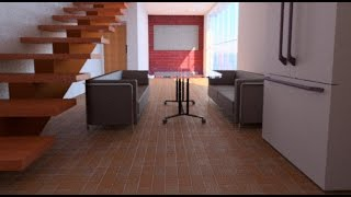 Making 3D Photorealistic rendering in AutoCAD