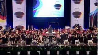Extreme Beethoven (Johan de Meij) - Banda Unión Musical de Meaño - WMC Kerkrade 2013