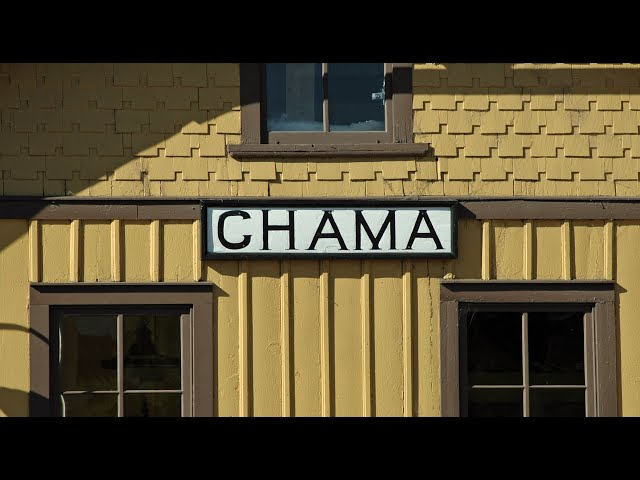 Arriving at Chama