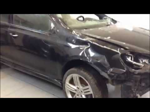 In for Parts: 2012 Volkswagen Golf R 2.0T Inventory#209177