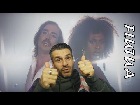 REAGINDO A JOHNNY HOOKER (part. LINIKER) - FLUTUA {Português Reage} - GOSTEI!!!