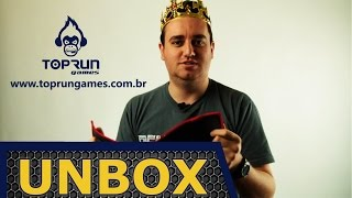 Unboxing - PRODUTO DO DIA - Mousepad Bloody Onslaught