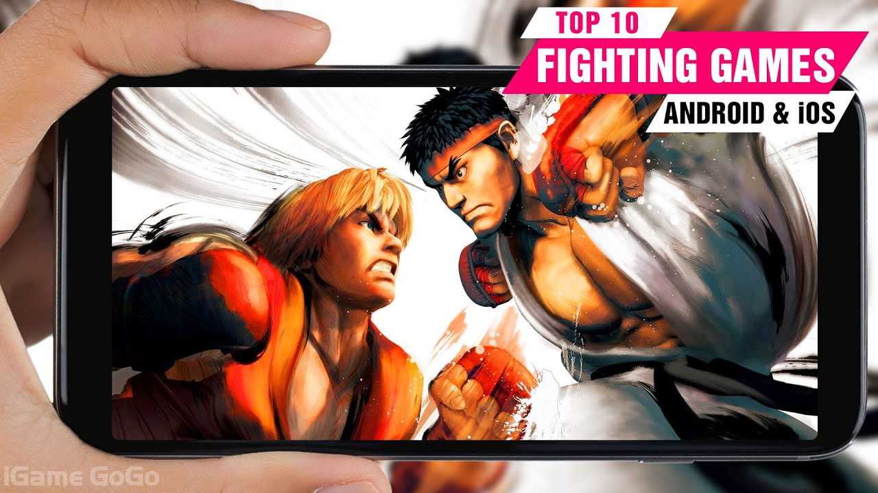 Top 10 Best Fighting Games For Android Ios 2020 Best Mobile Games Youtube