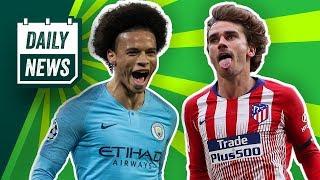 Sané, Dybala oder Griezmann? Wen kriegt der FC Bayern? Bleibt Boateng? Wird Ayhan noch günstiger?