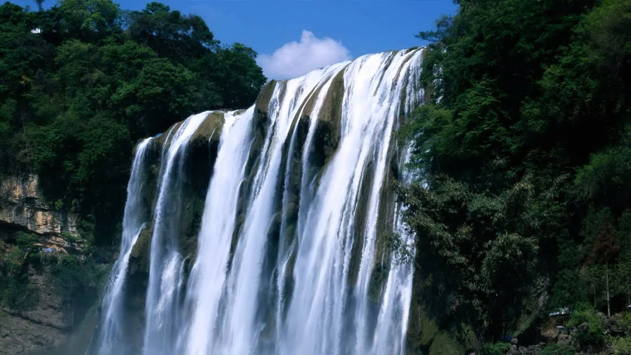 Fall Animated Wallpaper Windows 7 Animated Waterfall For Tablets Youtube