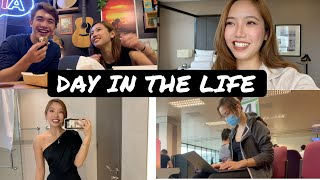 A realistic week of working full-time + being a YouTuber