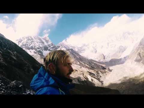Backpacking trip in Nepal 2016