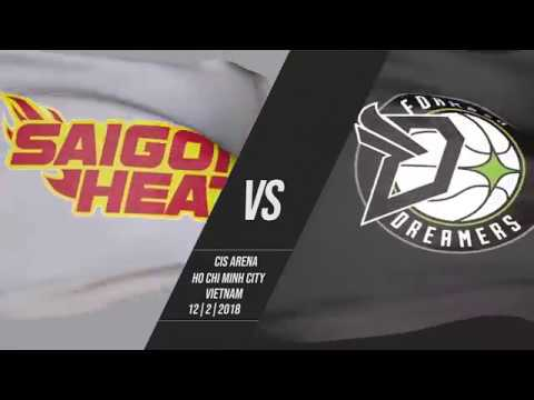 Saigon Heat v Formosa Dreamers| Highlights | 2018-2019 ASEAN Basketball League