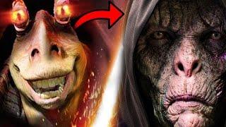 Jar Jar Binks es el Maestro de Snoke Parte 2 - La verdadera Identidad de Snoke Revelada, Star Wars