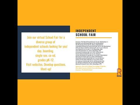 The Berkeley Carroll School Fair RIISE