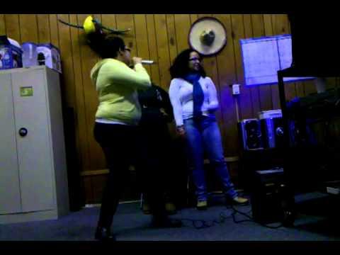 UMASS: Karaoke night... at the LACC 2009