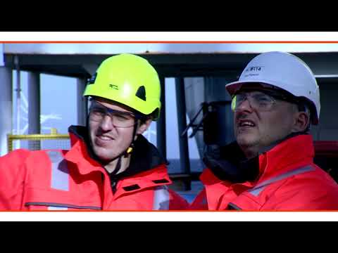 Modular Offshore Grid - Jacket Installation