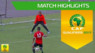 Sao Tome e Principe vs Lybia | Africa Cup of Nations Qualifiers 2017